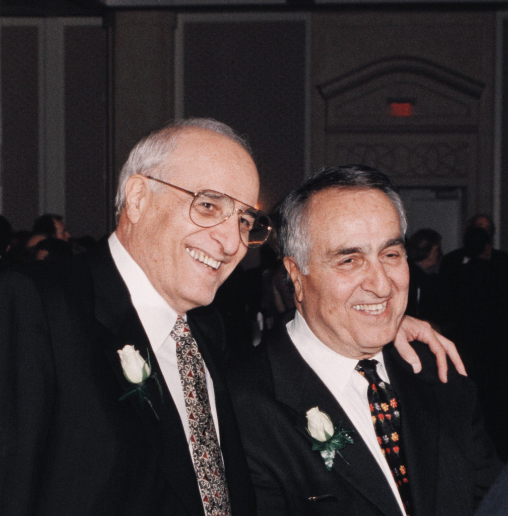 Drs. George and Jim Farha.